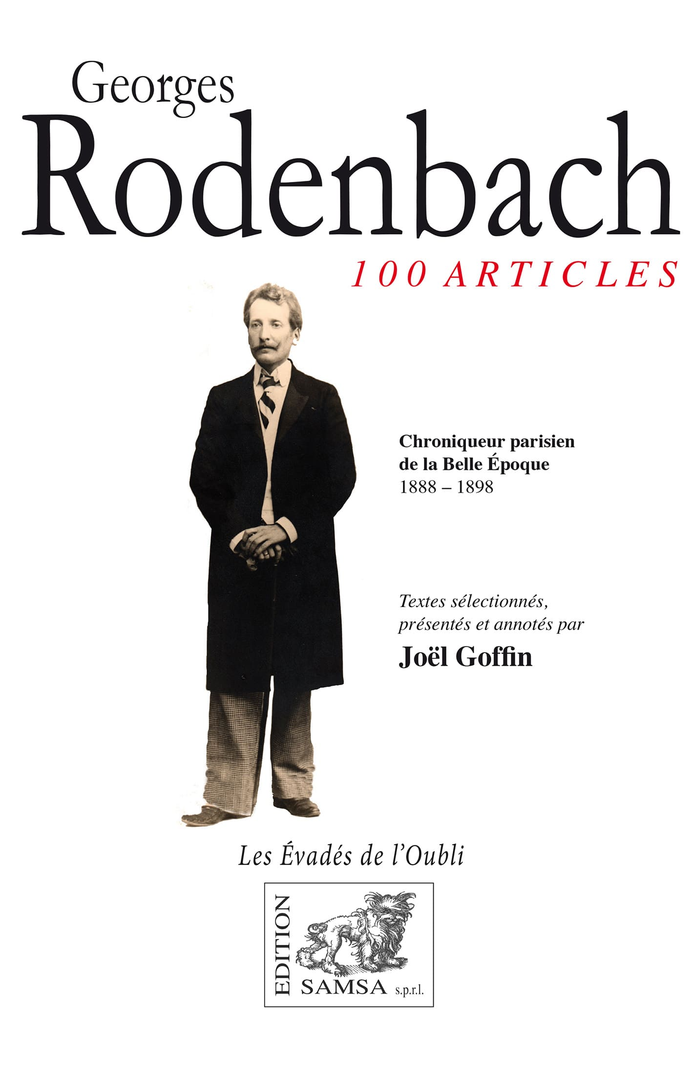 Georges Rodenbach - 100 Articles